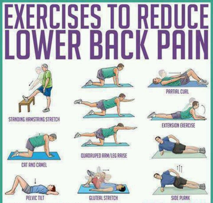 Stretches for lower back pain | Health & Beauty | Pinterest Lower Back Stretches For Pain