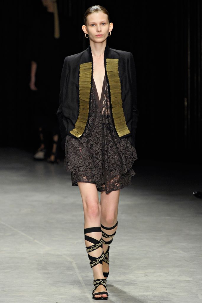 Damir Doma | Spring 2012 Ready-to-Wear Collection | Style.com