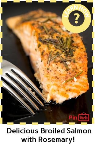 Broiled Salmon with Rosemary made easy today. Ingredients: 24 oz or 4 ...