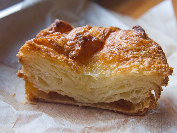 kouign amann - french pastry heaven for your mouth.