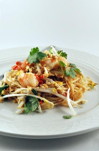 Shrimp Pad Thai | Recipes/Foods to Try | Pinterest