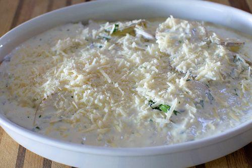 Creamy Herbed Potatoes | Recipe
