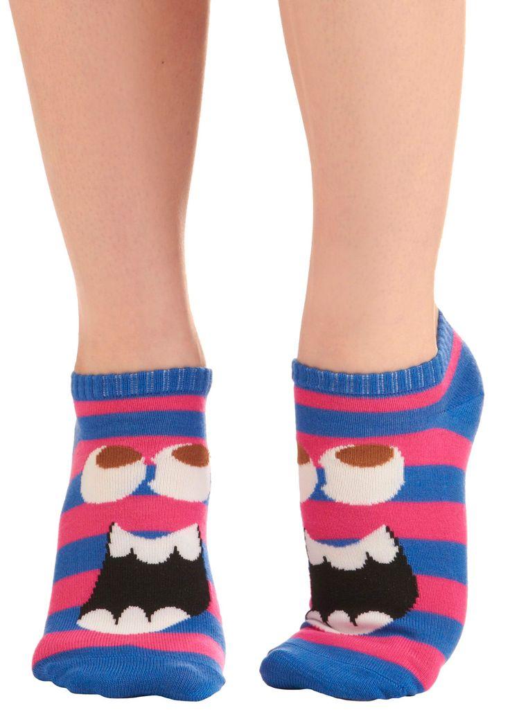 Fun is Afoot Socks Funny Socks