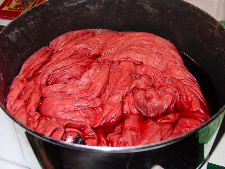 Beet Dye Fabric Tweeking Pinterest