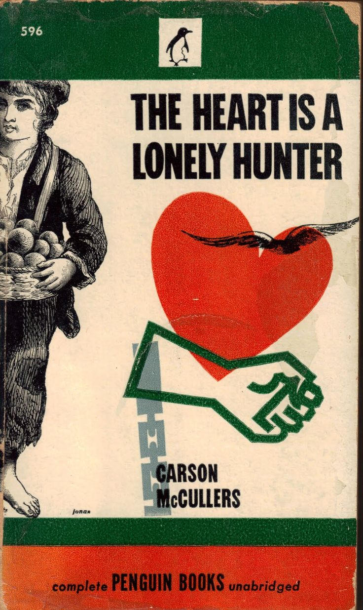 book review for the heart is a lonely hunter