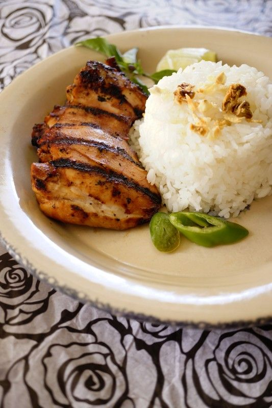 Easy to prepare chicken thigh and healthy too. Only 145 cal.