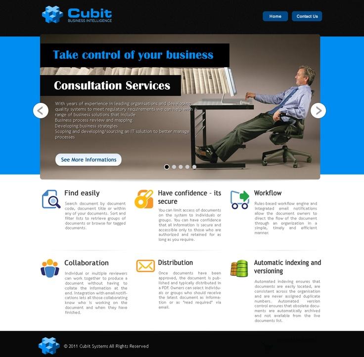 Home page design web design pinterest - Asp net home page design ...