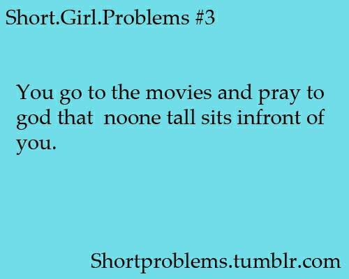 Short girl problems | its a fact | Pinterest