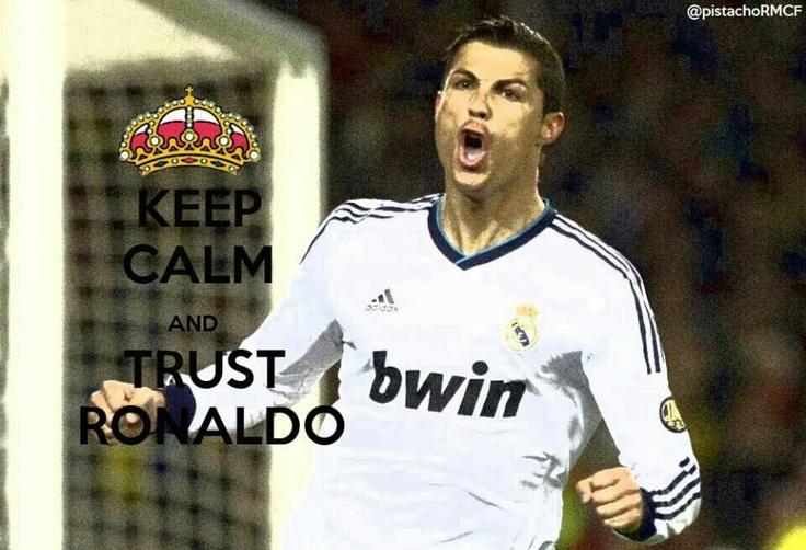 Keep Calm Cristiano Ronaldo | CR7 | Pinterest