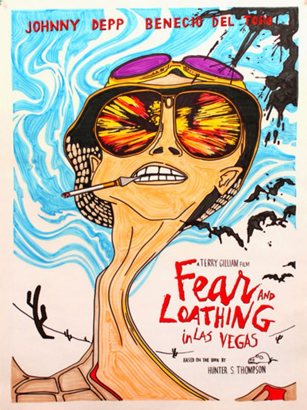 Fear and Loathing sketch