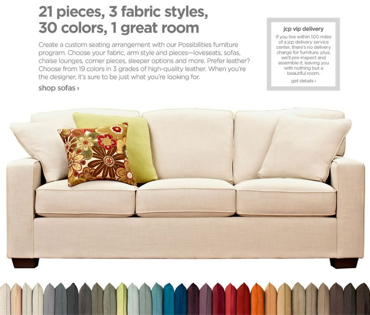 Jcpenney Living Room Furniture Modern House