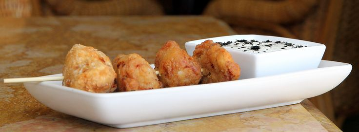 Japanese Style Fried Chicken | The Lounge at Casa | Pinterest