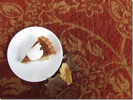 brown sugar brown butter buttermilk pie | thanksgiving! | Pinterest