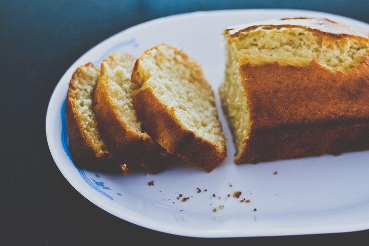 Condensed Milk Grapefruit Pound Cake | Cakes | Pinterest