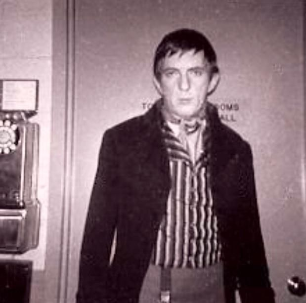 Jonathan Frid - New Year's Eve 1970 | My Crazy Obsession ...
