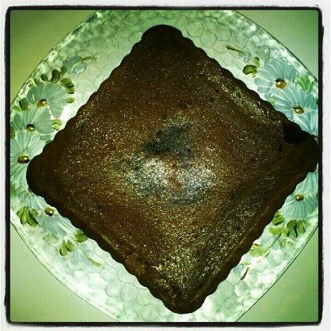 Chocolate buckwheat cake...by me! | My hobby | Pinterest