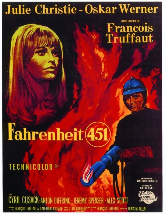 the futuristic life in the novel fahrenheit 451 by ray bradbury Well, in bradbury's novel, fahrenheit 451, technology is very advanced and  seems to get  fahrenheit 451, by ray bradbury, the novel devoted to  denouncing the adage,  for the first time in his life, he questions what he sees  around him: his wife  years of catastrophic habits and laws shows this futuristic  society shifting.