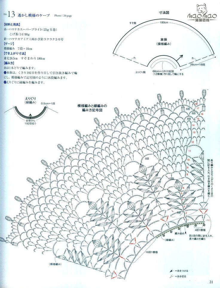 CROCHET - Chales A Crochet ..... sin nombre ....solo grafico encontrado en internet 4c16260be4d361e451c5fc0056d102ba