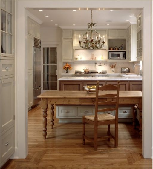 U shaped kitchen houzz 2 kitchens pinterest for Houzz small kitchens