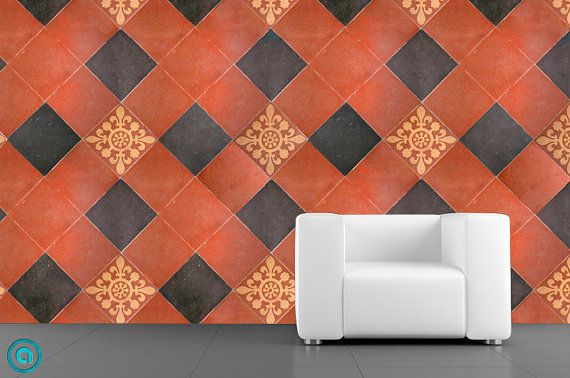 wallpaper tiles removable reusable - photo #20