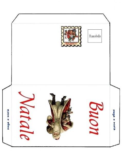 Lettere a Babbo Natale da stampare e compilare