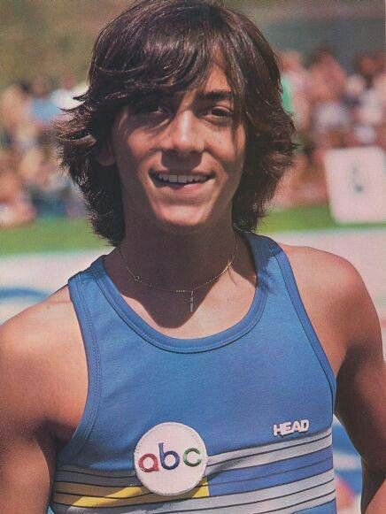Scott Baio... I was so in love with him   Remember this ...