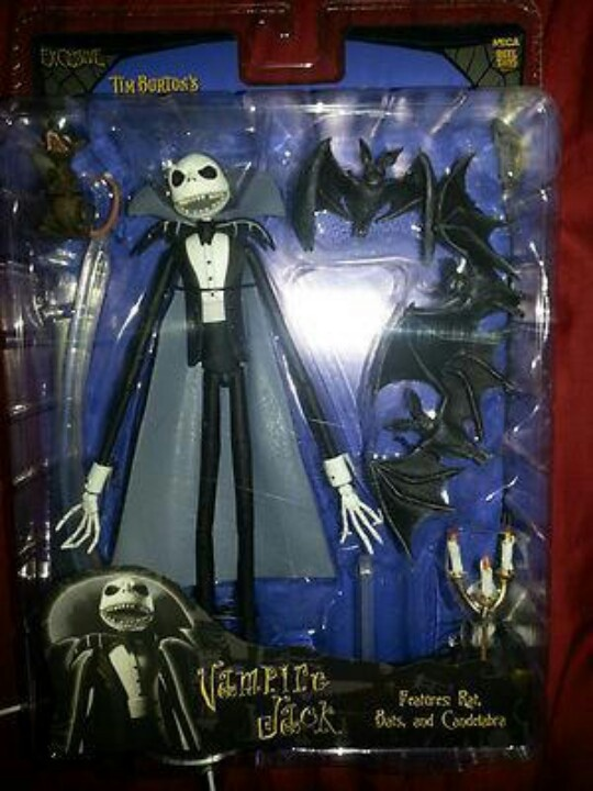 Vampire Jack | Nightmare Before Christmas Obsession | Pinterest