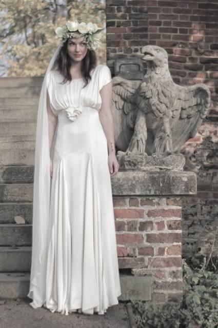 Hochzeitskleid Vintage  Hochzeit  Pinterest