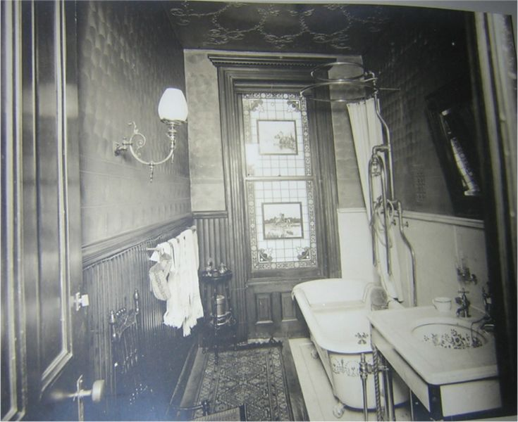 Pin by akram taghavi burris on decorating bathrooms for Victorian bathrooms