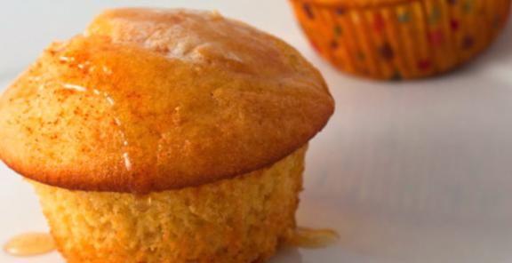 Homemade Spicy Honey Cornbread Muffins Recipe