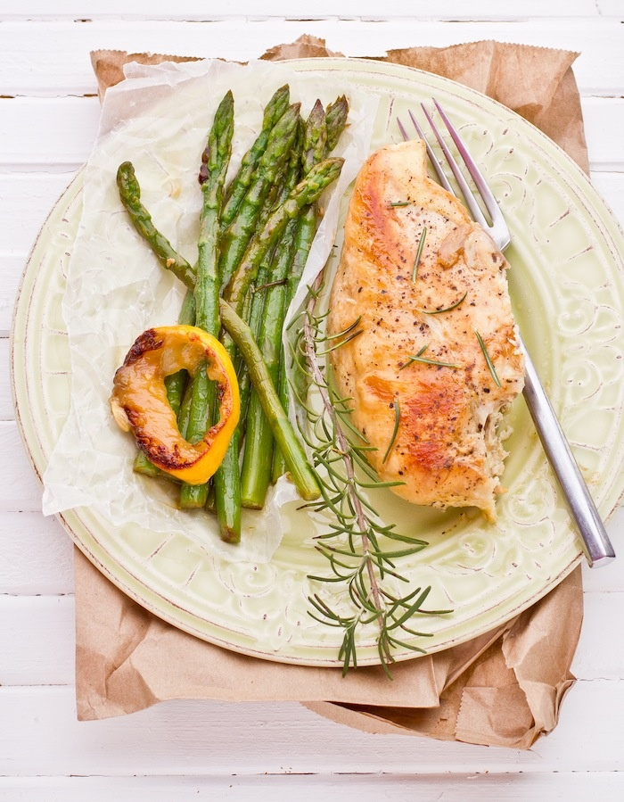 Rosemary and Lemon Chicken | done and done | Pinterest