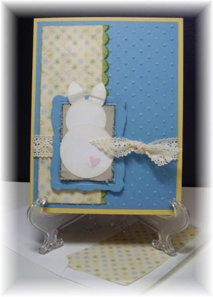 Easter, Stampin' Up, SUO, handmade card | My Creations | Pinterest