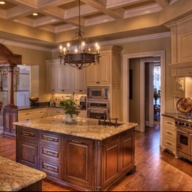 Dream Kitchen Home Kitchens Pinterest