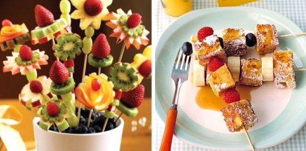 French toast on a stick!