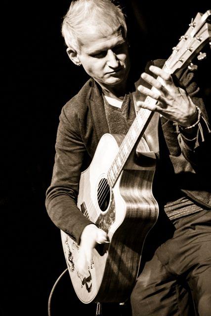 Piotr Restecki, Jazzowy Fingerstyle