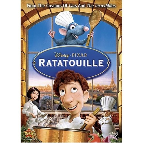 Ratatouille | Just Purchased (so this is where my money went!:-)) | P ...