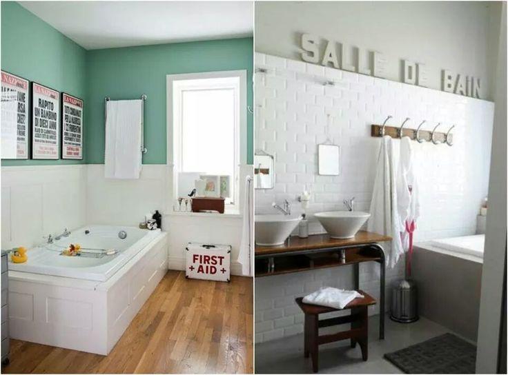 salle de bains  Home & nice things  Pinterest