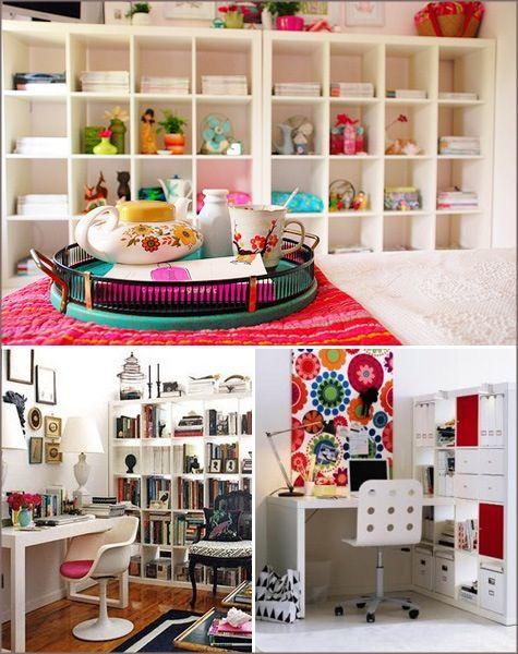 Kids Craft Room Ideas 475 x 600