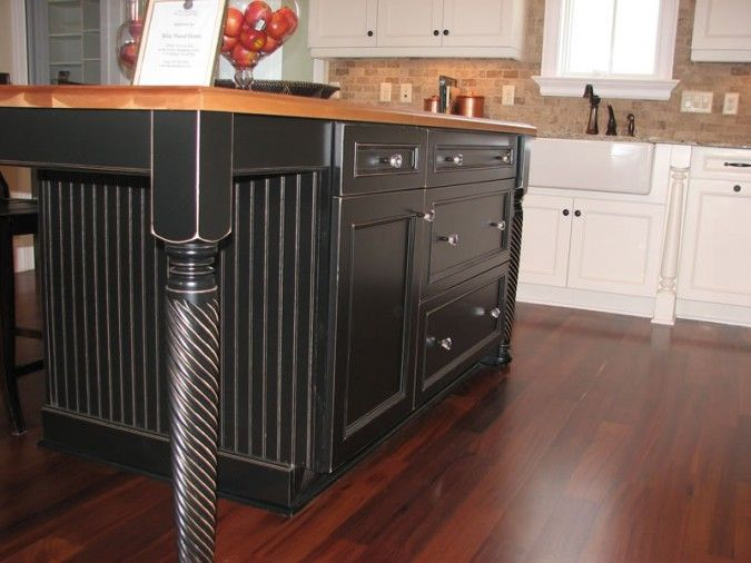 kitchen island legs kitchen pinterest
