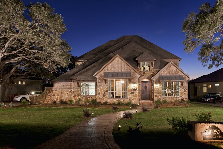 Woodside homes parade of homes house in fair oaks ranch 30252