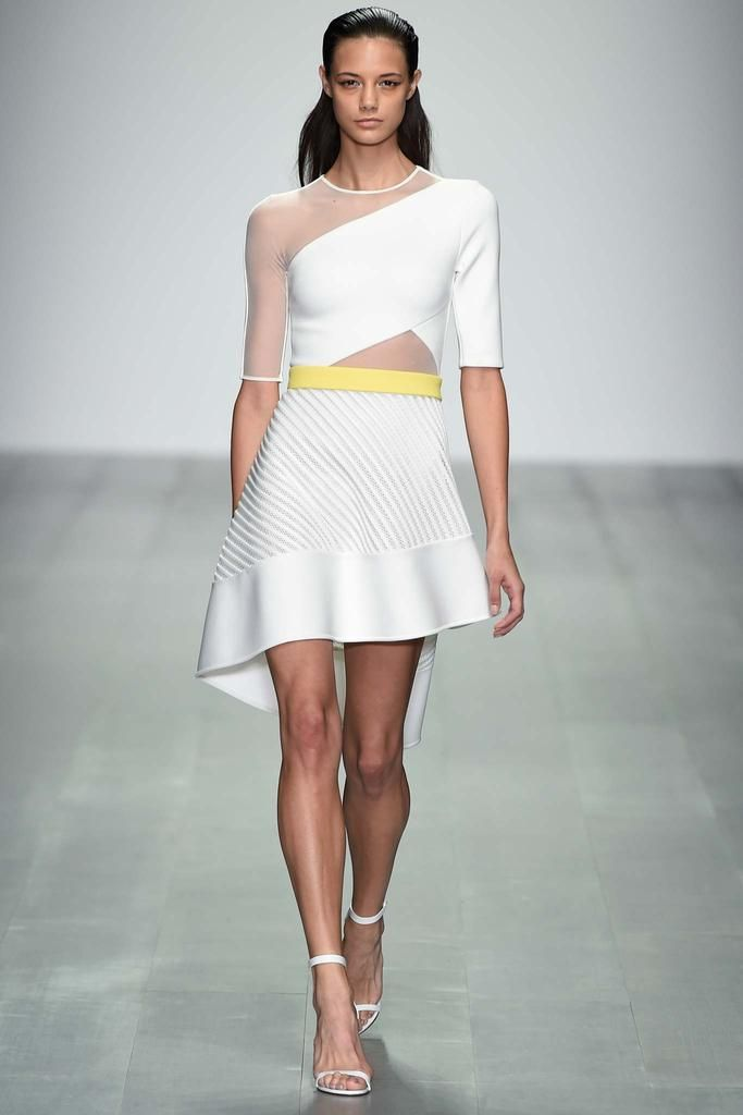 David Koma Spring 2015 Ready-to-Wear - Collection