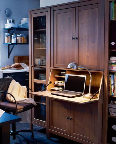 hemnes unit ikea office solutions at home pinterest