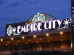 directions to empire casino in yonkers
