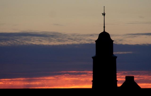 Sunset Welles | SUNY Geneseo | Pinterest