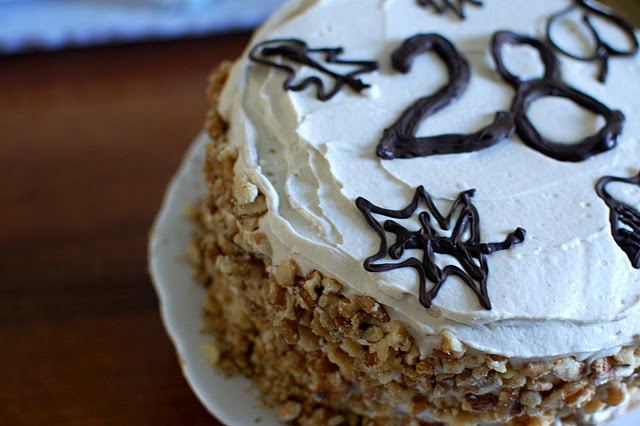 Butterscotch Pecan Cake (Recipe) | Recipes to try | Pinterest