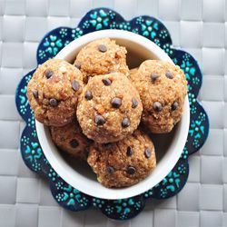 No Bake Cookie Dough Bites | Recipes | Pinterest