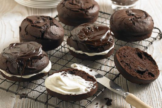 Dark chocolate and parsnip cakes recipe by Tristan Welch - I really ...