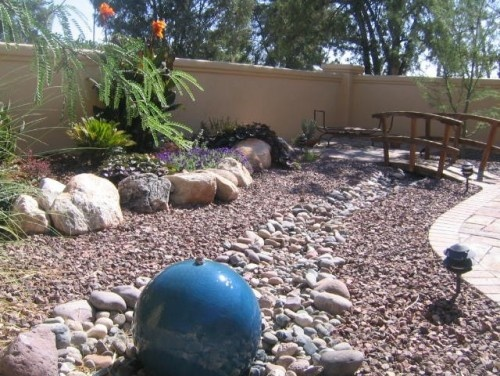 River Bed In Backyard : dry river bed  Yard  Pinterest