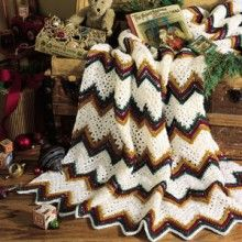 Crochet Galore: Diamond Duo Scarf