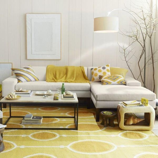 West Elm HOME Luscious Living Rooms Pinterest